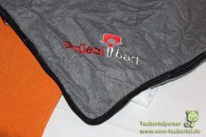 Gruezi Bag, WellhealthBlanket Wool, Taubertalperser, Schlafsack, Wolldecke
