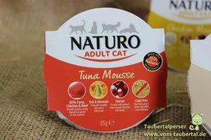 Naturo Katzenfutter Taubertalperser