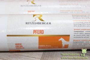 Ritzenberger, Pure, Katzenfutter, Taubertalperser