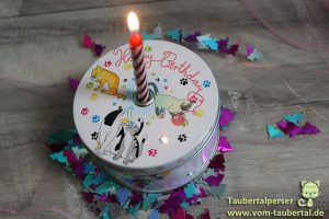 Geburtstag, Taubertalperser, Andrea, CCL, Geburtstag
