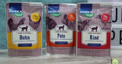Edeka Naturals, Taubertalperser, Katzenfuttertest, unabhängiger Futtertest