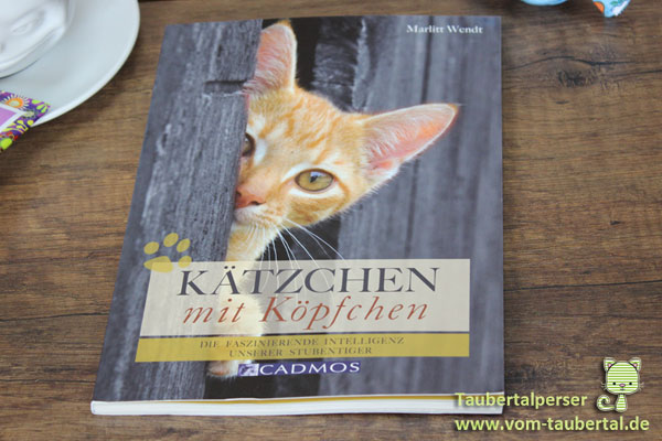 Kätzchen mit Köpfchen, Buchvorstellung, Taubertalperser
