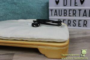 Minkas Kachelofen, Taubertalperser, Produkttest, Denk Keramik, Made in germany, Katzenbett