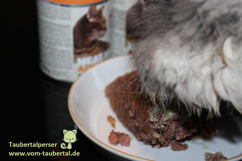 Premiere Meat Menu, Taubertalperser, unabhängiger Futtertest