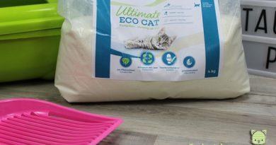Ulitmate Eco Cat Litter, Katzenstreu, Taubertalperser, Katzenstreutest