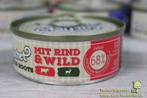Wild Roots, Cachet, Futtertest, unabhängiger Katzenfuttertest, Taubertalperser