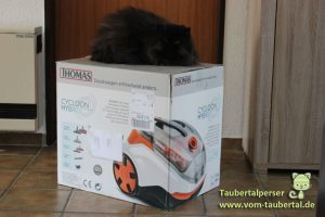 homas Cycloon Hybrid Pet & Friends , Taubertalperser, Produktvorstellung