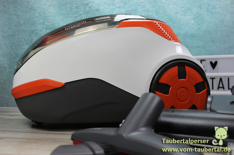 homas Cycloon Hybrid Pet & Friends , Taubertalperser, Produktvorstellung
