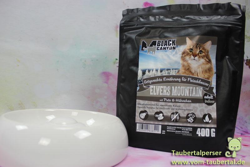 Black Canyon, Taubertalperser, Katzenfuttertest, Futterbewertung, unabhängiger Futtertest