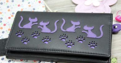 Mala Leather Geldbörse Taubertalperser Produktvorstellung