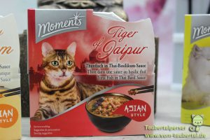 Moments Asia Style, Taubertalperser, Katzenfuttertest