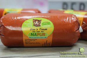 Napur, Katzenfutter, Futtertest, unabhängiger Katzenfuttertest, Taubertalperser