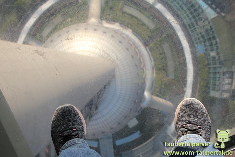 Shanghai Taubertalperser Oriental Pearl Tower