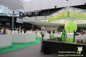 Interzoo, Taubertalperser, Nürnberg, Produktshowcase