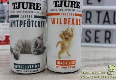 Tjure, Taubertalperser, Produkttest, Katzensnack