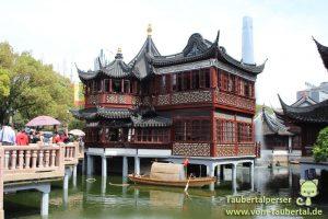 Shanghai, Taubertalperser, China, Park, Travel