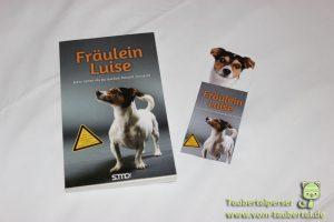 Fraeulein Luise, Taubertalperser Jack Russel Terrier, Buchvorstellung, Buch, Hund