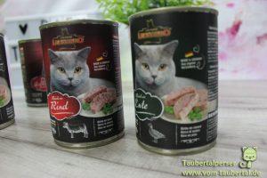 eonardo, unabhängiger Katzenfuttertest, Futtertest, Taubertalpreser, Feuchtfutter