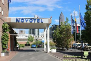 Novotel Frankfurt City, Taubertalperser, Hotel, Review, Travel, Reisen