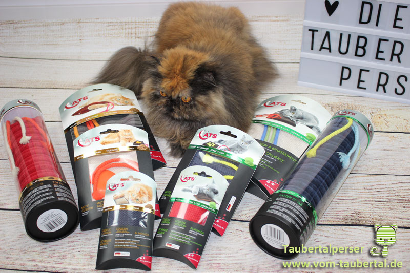 4cats, heimtierbedarf, Taubertalperser, Produktvorstellung, Baldrian, Katzenminze