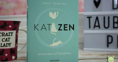 Achtsamkeit auf Samtpfoten, Buchvorstellung, Taubertalpersr, Paolo Valentino, Mosaik-Verlag, Zeit für ein Buch