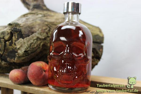 Moselpirat, Taubertalperser, Produkttest, Weinbergpfirsich, Bloody Peach
