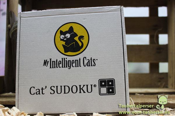Cat Sudoko, Taubertalperser, Produktvorstellung, MyintelligentCats, Produkttest, Dividi, unabhängig, frei, unbestechlich