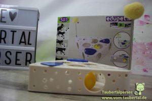 Cheese 6in1, Taubertalpersr, Edupet, Bayrer Design, Produktvorstellung, Produkttest, Fun