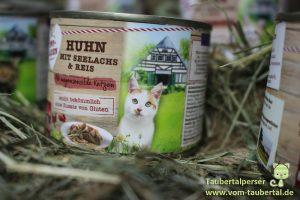 DM, Hofladen, Dein Bestes, unabhängiger Katzenfuttertest, Futtertest,Taubertalperser