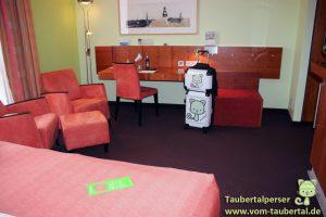 Hotel, Lindner, Binshof Spa, Taubertalperser