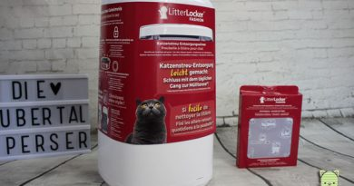 LitterLocker, LitterLocker Fashion, Produktvorstellung, Produkttest, Taubertalperser, HabaPet