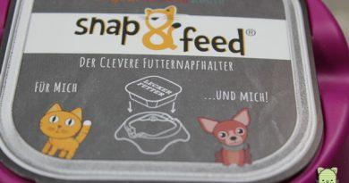 Snap&feed, Produktvorstellung, Taubertalperser, Interzoo, Katzenfutter