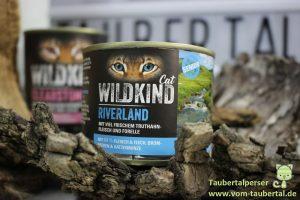 Wildkind, unabhängiger Futtertest, Taubertalperser, Katzenfuttertest