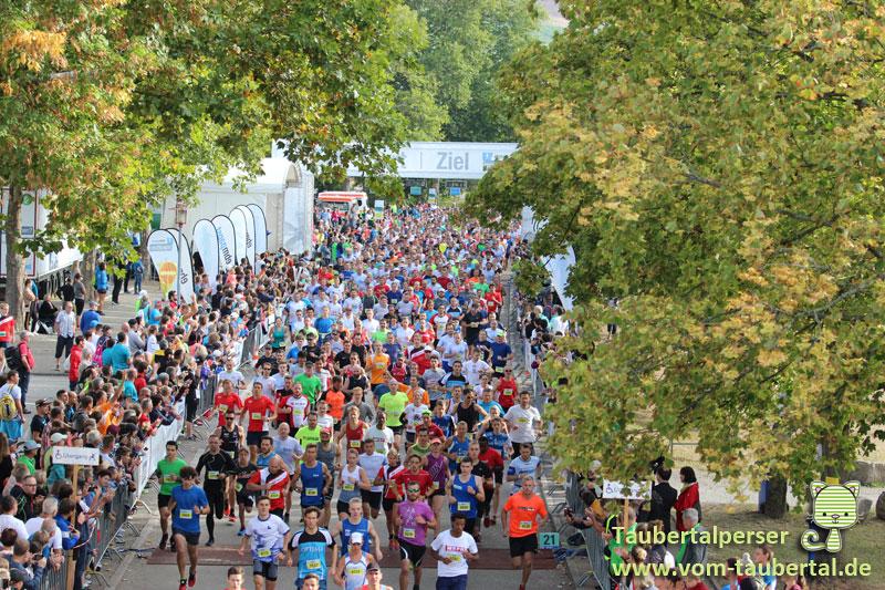 EBM-Marathon, Niedernhall, Marathon, Taubertalperser, Laufevent