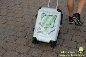 Hauptstadtkoffer, Taubertalperser, Produkttest, Reisen, Travel
