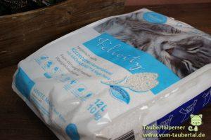 Felicity White Magic, Katzenstreu, Taubertalperser, Zoo&Co, Katzenstreutest, unabhängiger Katzenblog