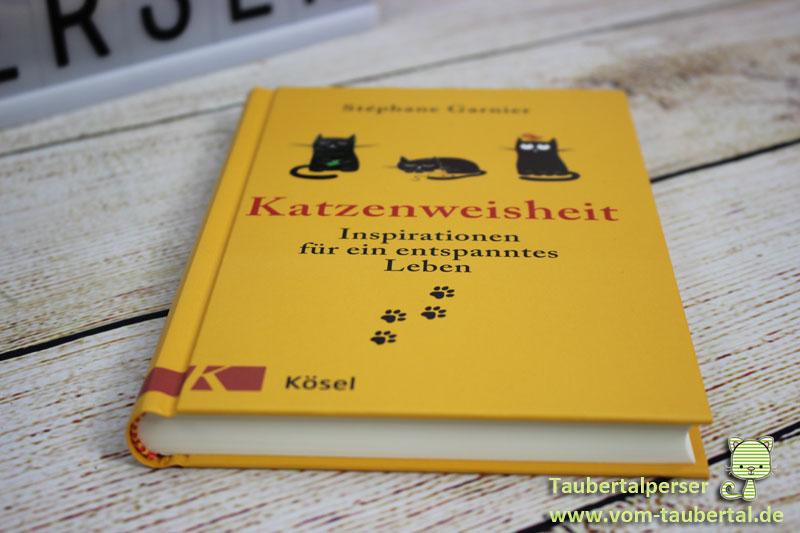 Buchvorstellung, Katzenweisheiten, Taubertalperser, Buch, Katzenbuch, Inspiration