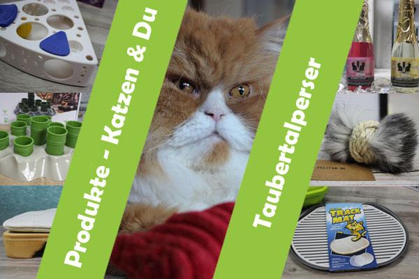 Produkttest, Produktvorstellung, Taubertalperser, Katzen
