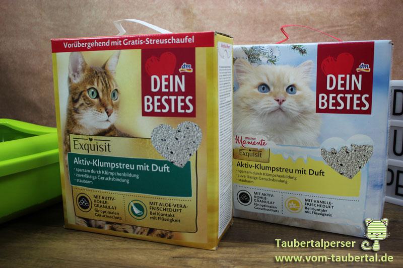 Katzenstreu Im Test Deinbestes Exquisit Katzenstreu Taubertalperser