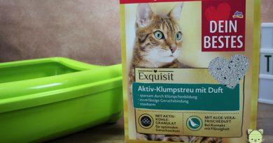 DeinBestes Exquisit, Katzenstreu, Taubertalperser, Katzenblog, Katzenstreutest, unabhängiger Katzenblog