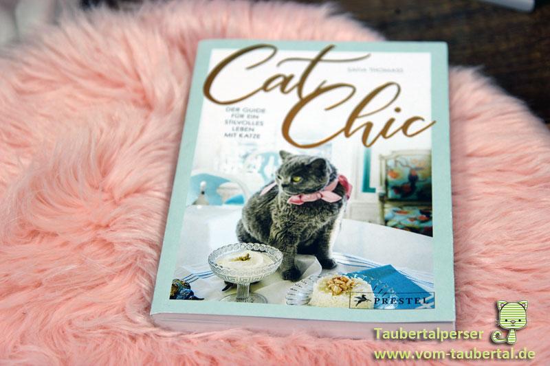 Cat Chic, Taubertalperser, Buchvorstellung, Katzenbuch