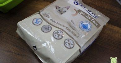 Tigerino Special Care, Katzenstreu, unabhängiger Katzenstreutest, Taubertalperser, Katzen, Katzenblog