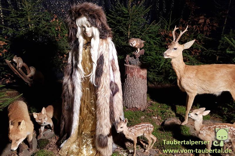Märchenhafter Weihnachtsmarkt, Niederstetten, Taubertalperser, Weihnachtsmärkte, Ausflugstip
