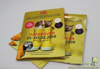 Rückblick: Eine Reise zu Supreme Heimtiermesse in Hannover