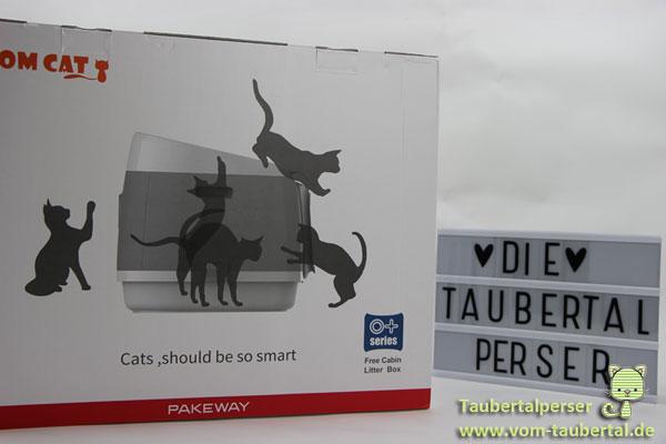 Cat Residence, Taubertalperser, unabhängiger Katzenblog, Produkttest, Katzenklo, Schulze Heimtierbedarf, Review
