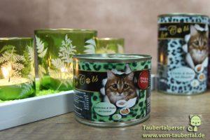 O'Canis, Katzenfuttertest, Katzenblog, Taubertalperser, Katzennassfutter, Futtertest, unabhängig