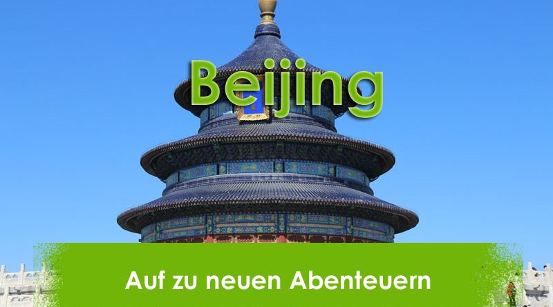 Beijing, China, Taubertalperser, Reisen, Travel
