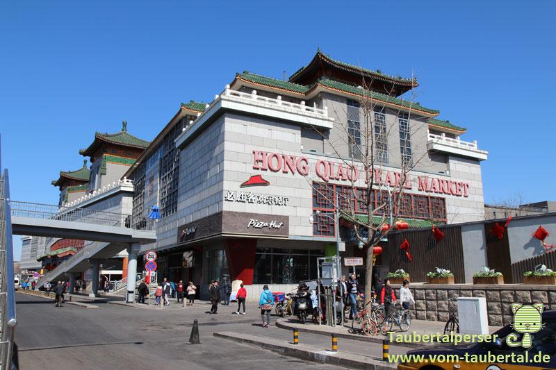 Beijing, Taubertalperser, Fakemarket, China, Travel, Reisen
