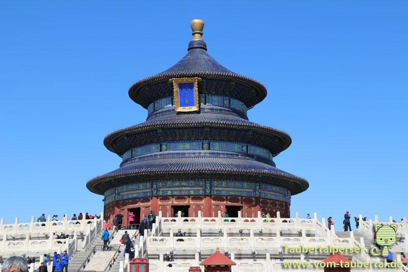 Beijing, China, Taubertalperser, Travel, Reisen, Himmelstempel