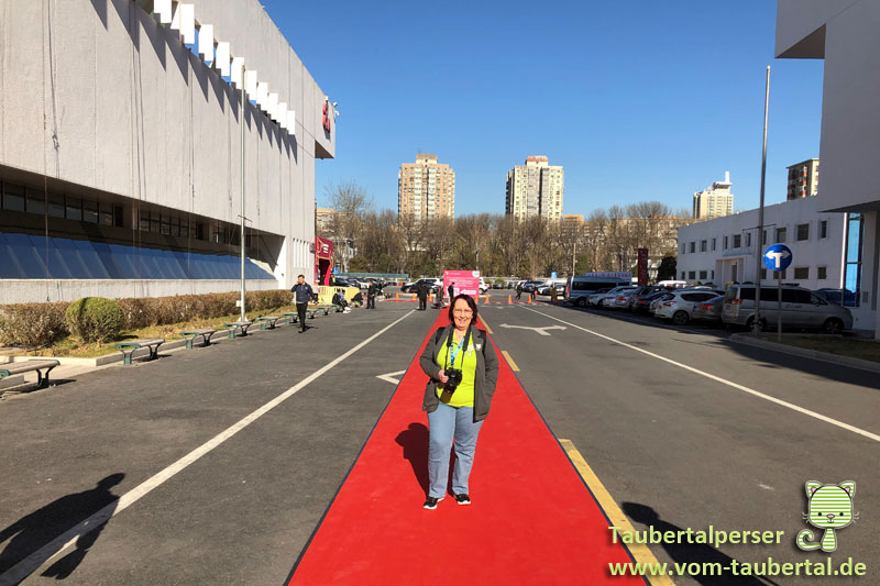 Beijing, Taubertalperser, China Pet Expo 2019. CPE 2019, China